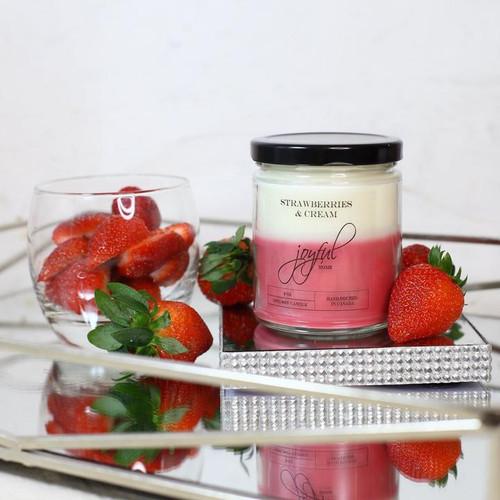 Strawberries & Cream Soy Wax Melts
