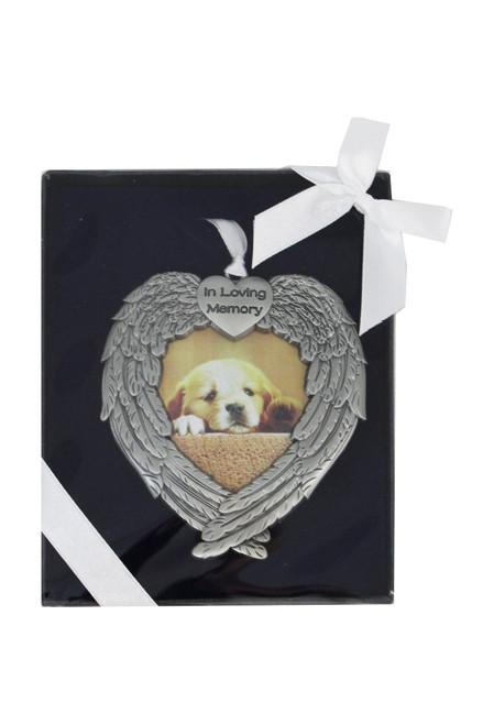 Hanging/ Standing Heart Memorial Frame