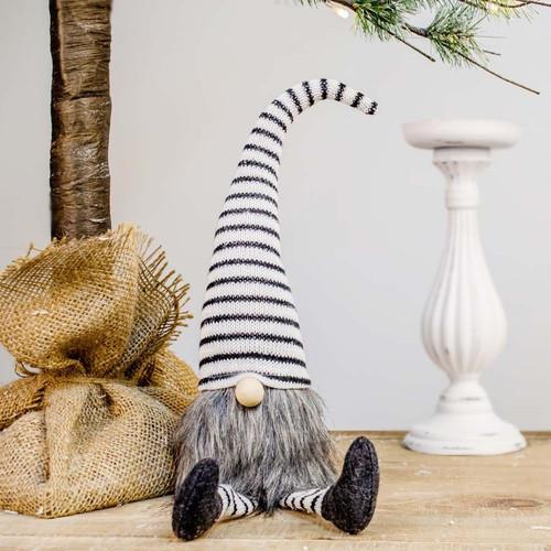 Large Striped Gnome