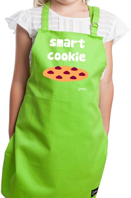 Kids Apron - Smart Cookie w/Adjustable Straps