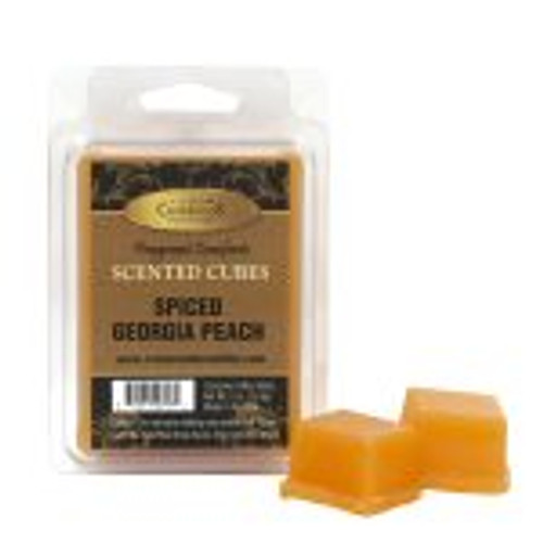 Crossroads Spiced Georgia Peach cubes