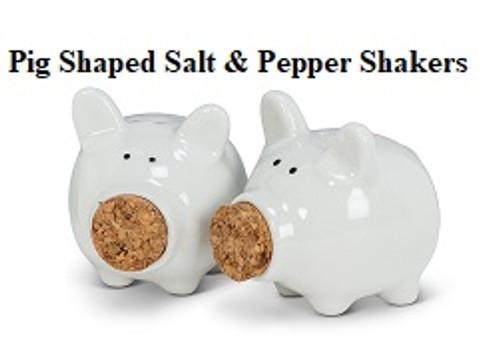 Pig Salt & Pepper set