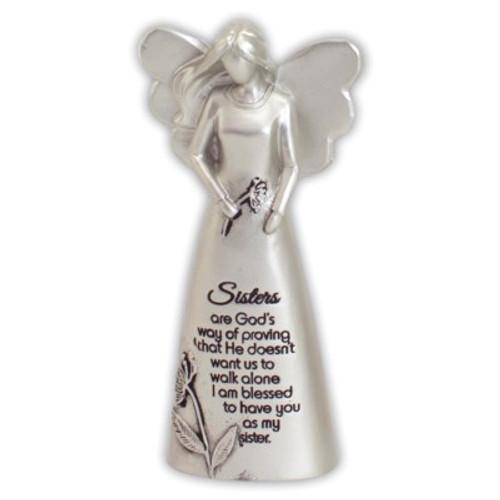Angel Figurine Sisters