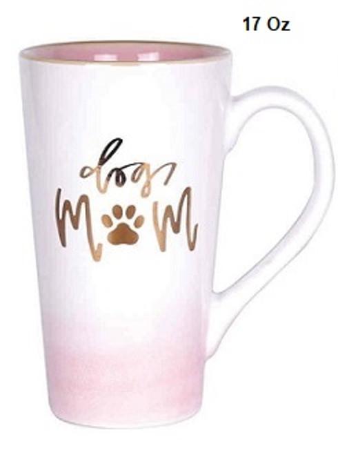 Mug Dog Mom 17 oz