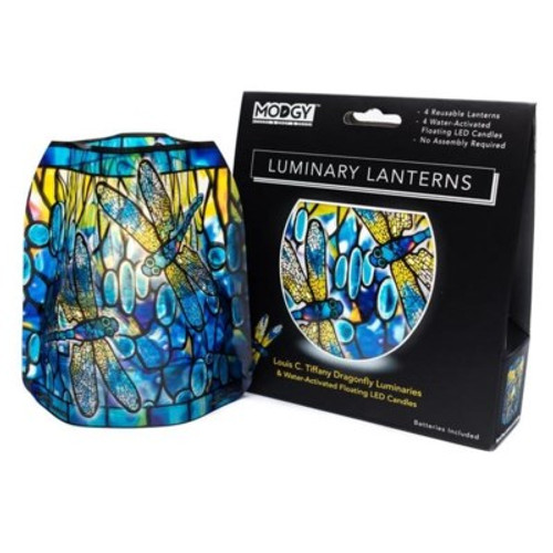 Luminary Lanterns Dragonfly (4 per pkg)
