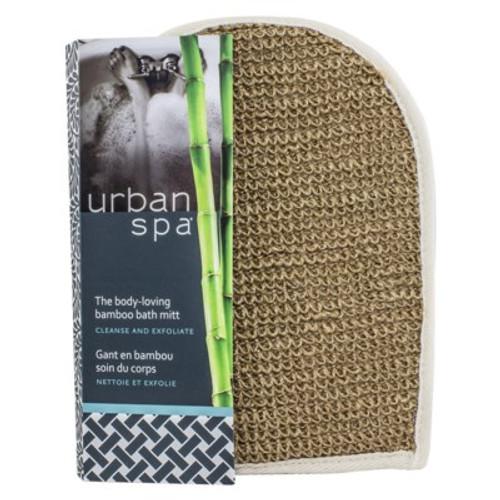 The body-loving bath mitt