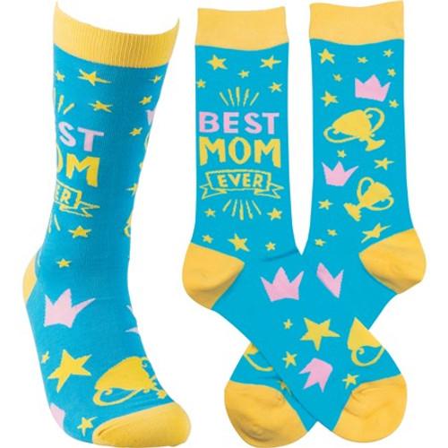Socks - Best Mom Ever