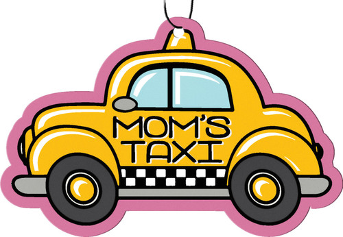 MOM'S TAXI AIR FRESHENER (3)