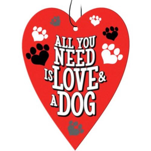 DOG LOVE AIR FRESHENER (3)