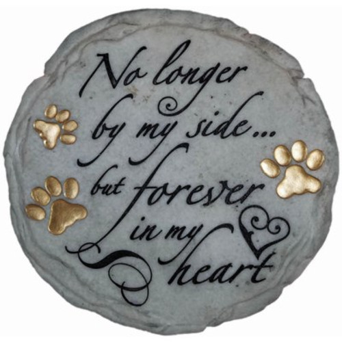 NO LONGER BY MY SIDE STEPPING STONE