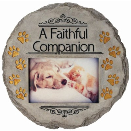 FAITHFUL COMPANION STEPPING STONE