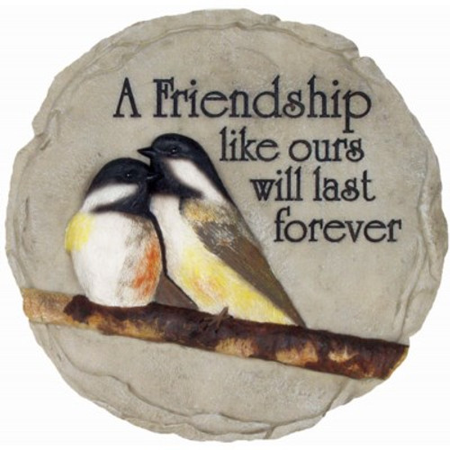 FRIENDSHIP LIKE OURS STEPPING STONE