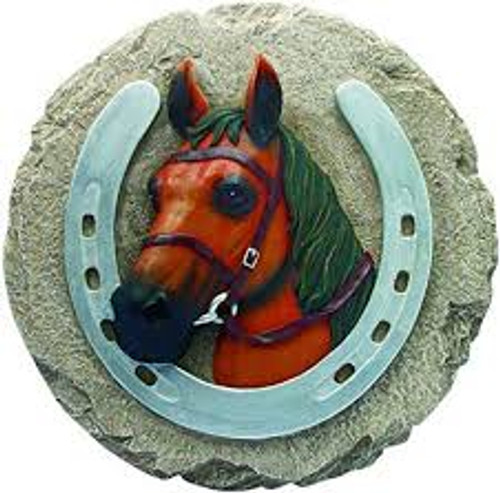 HORSE STEPPING STONE