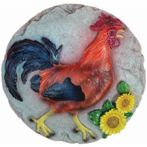 ROOSTER STEPPING STONE