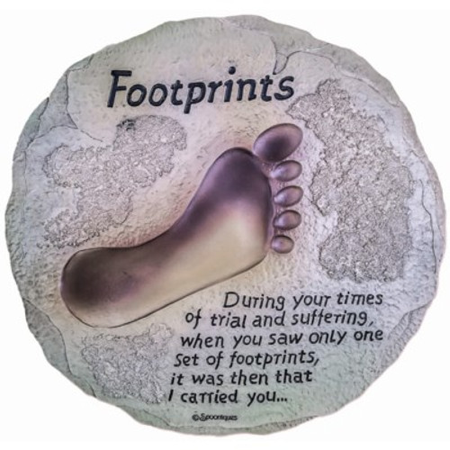 FOOTPRINTS STEPPING STONE 1