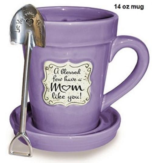 Flower Pot Mug Mom Like you