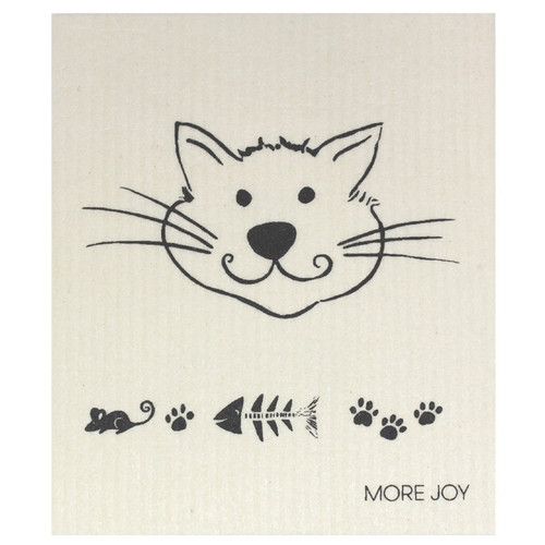 Cats -More Joy Swedish Cloth