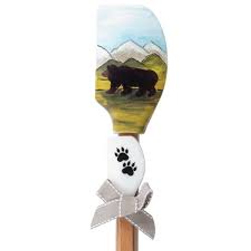 Bear Design Spatula Set