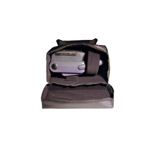 Steno machine nester bag inserts into case