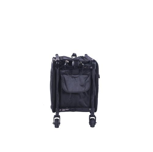Side pocket for storage