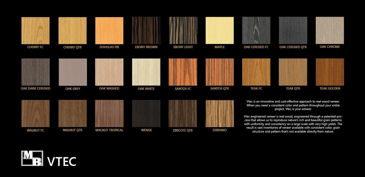 MB Vtec: Real Wood Engineered