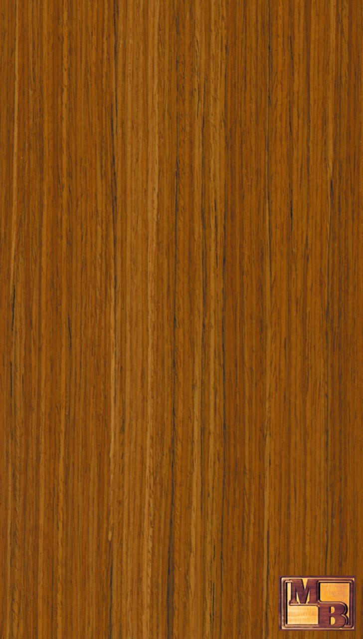 Teak Golden Vtec Veneer Quartered Panels Oakwood Veneer