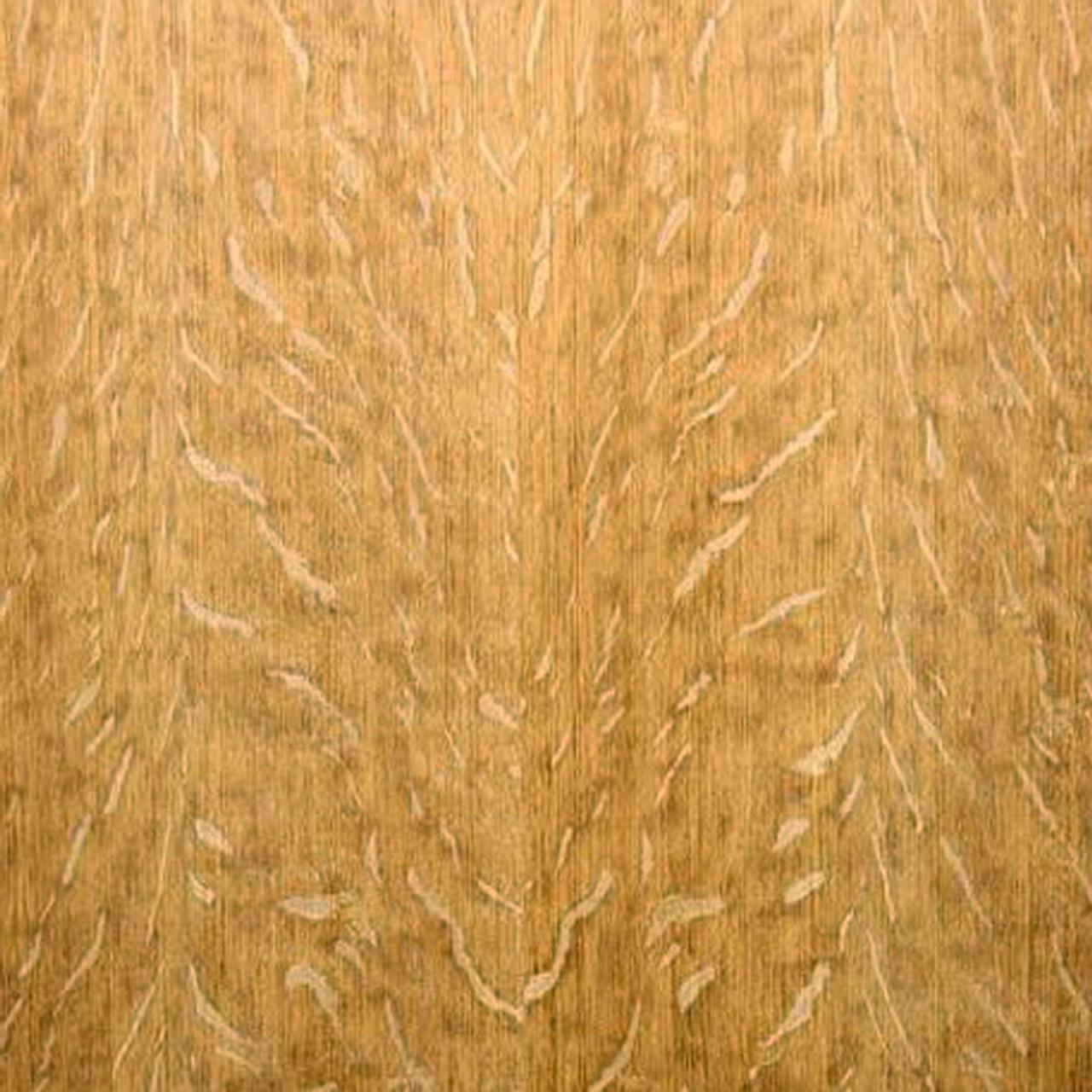 CONSECUTIVE SHEETS OF BROWN OAK VENEER 18X30CM BO#1 MARQUETRY