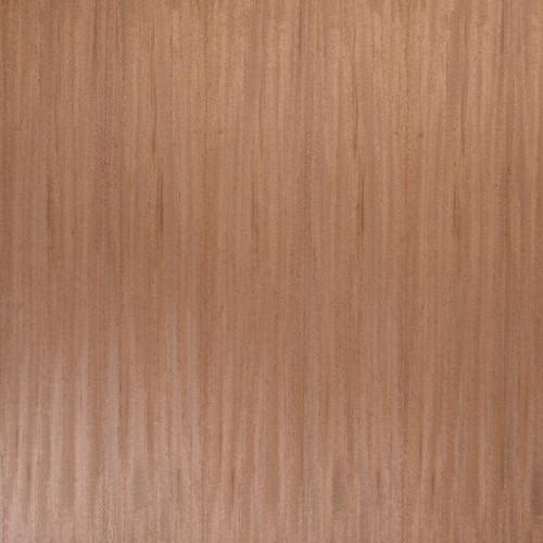Sapele Veneer - Quartered Ribbon Panels