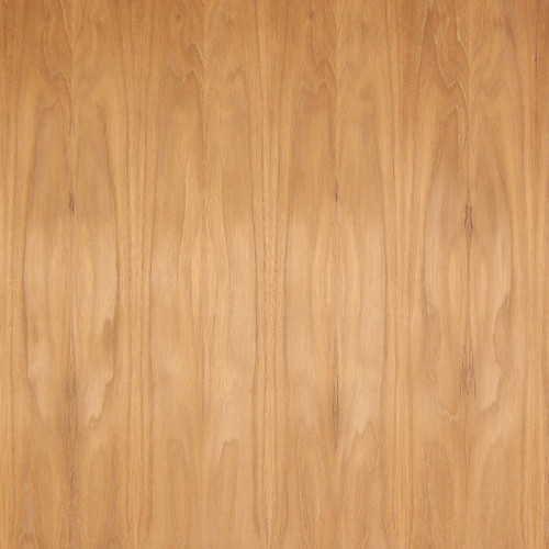 Teak Veneer - Golden Flat Cut Panels