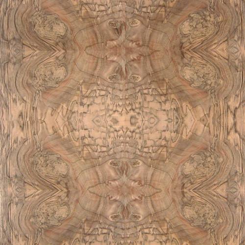 Walnut Burl Veneer - High Figure Panels