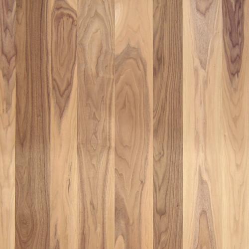 Walnut Veneer - Planked No Knots with Sap Panels