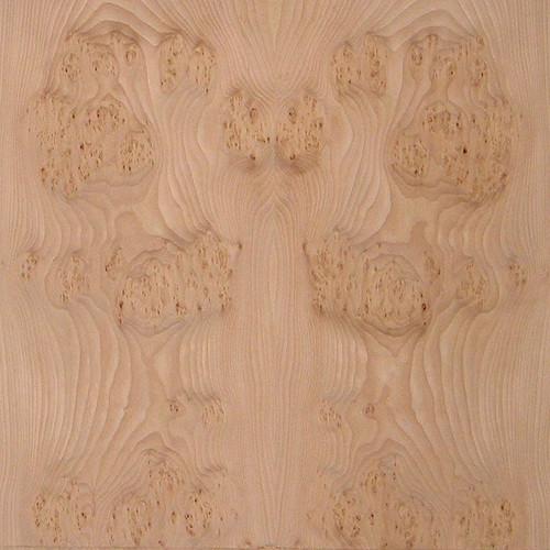 Beech Burl Veneer Panels