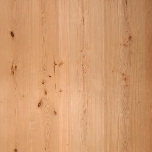 American Black Rustic Planked Cherry Veneer