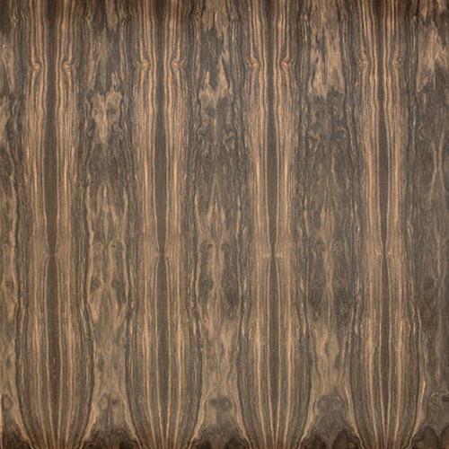 Ebony Veneer - Macassar Flat Cut