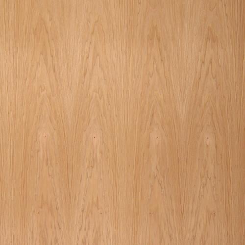 Hickory Veneer - Uniform Color Flat Cut