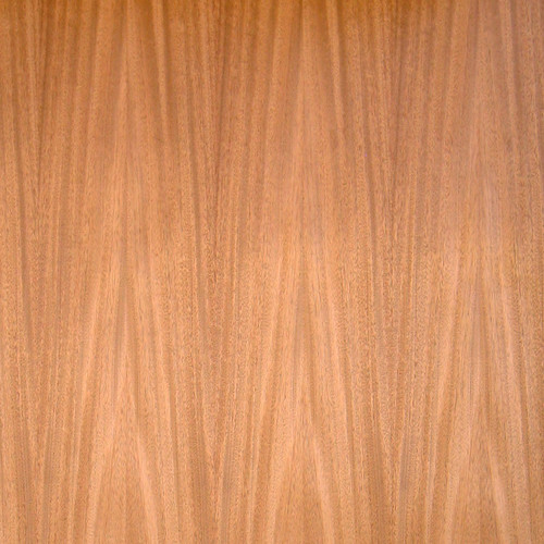 Mahogany Veneer - Quartered African Ribbon Striped