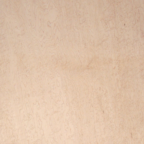 Maple Veneer - Birdseye Medium Figure