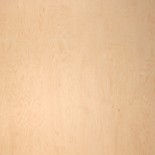 Rotary 1 Piece Face Maple Veneer