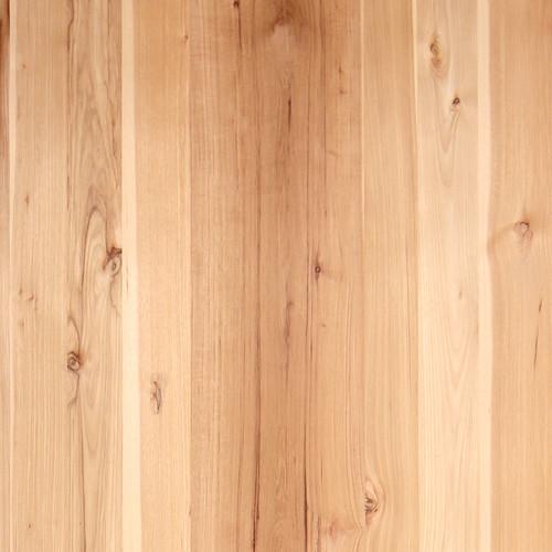 Pecan Veneer - Rustic Random Planked No Knots Flat Cut Premium
