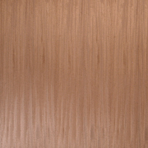 Sapele Veneer - Quartered Ribbon