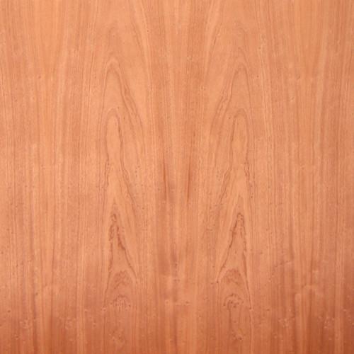Sapele Veneer - Birdseye