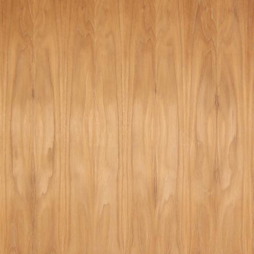 Teak Veneer - Golden Flat Cut