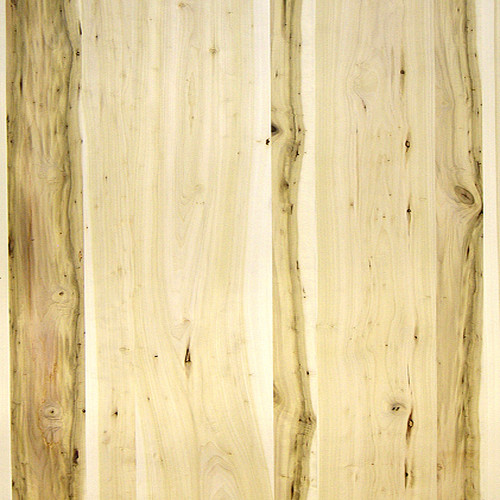 Tulipwood Veneer - European Rustic Knotty
