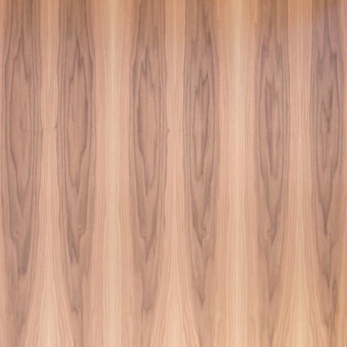Walnut Veneer - Natural Two Tone Flat Cut w/Sap
