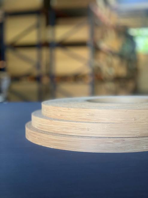 Carbonized Bamboo Edgebanding