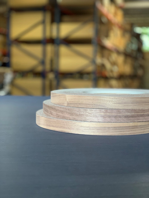 Walnut Edgebanding