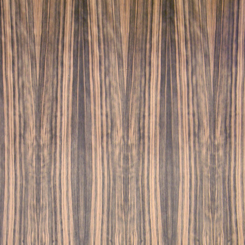 Ebony Veneer - Macassar Quartered Sequenced