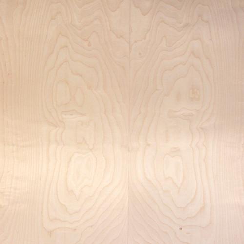 Birch Veneer - Baltic White