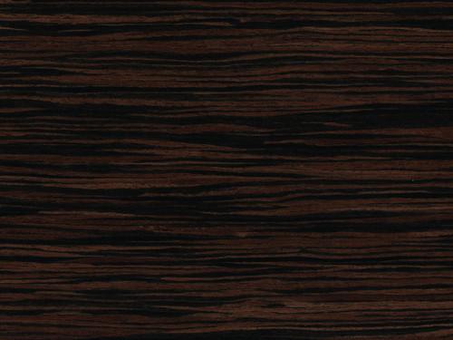 Qtr Macassar Ebony Wood Veneer EB-7001S