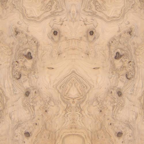 Ash Veneer - Olive Burl Low Figure